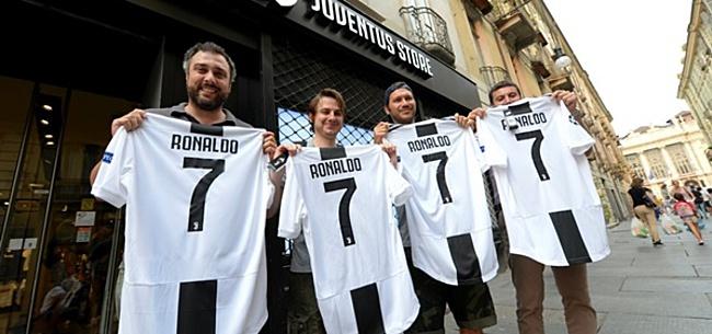 Foto: Cristiano Ronaldo krijgt zijn zin: mooie geste Cuadrado