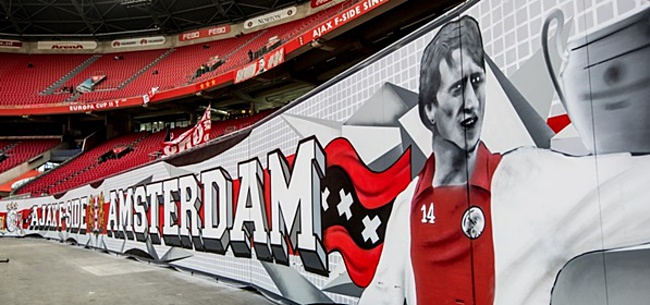 Foto: Verdediger vertrekt bij Ajax: 'Kan naar Vitesse, Turkije, Italië en Spanje'