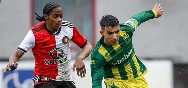 Foto: Feyenoord gaat geschorste Summerville in Keuken Kampioen Divisie stallen