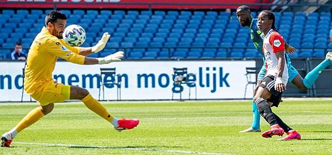 Foto: Feyenoord waarschuwt: