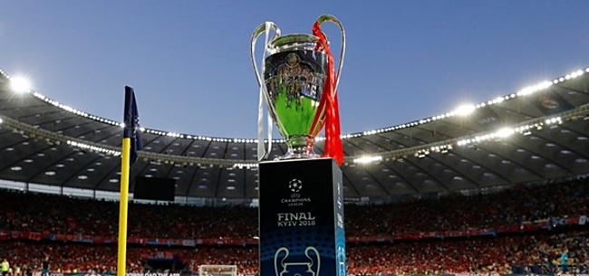 Foto: Belangrijk Champions League-nieuws voor Eredivisie