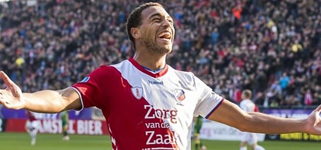 Foto: FC Utrecht maakt gehakt van ADO en schiet zich in top vijf Eredivisie