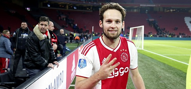 Foto: Blind knipoogt naar PSV: