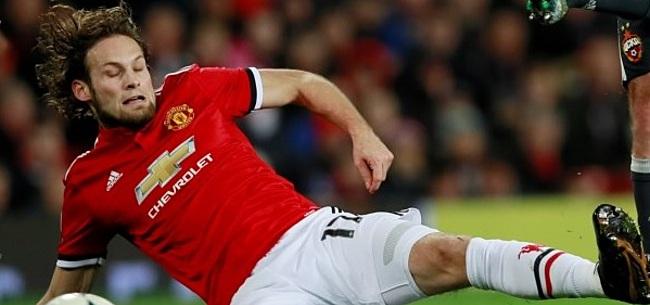 Foto: UPDATE: 'Ajax heeft Daley Blind zo goed als binnen'