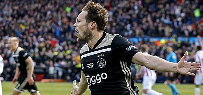 Foto: 'Ajax en Blind hebben afspraak over eventuele transfer'