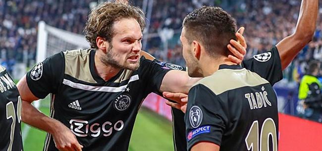 Foto: 'Dusan Tadic kan best slagen bij Manchester United'
