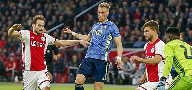 Foto: Blind ziet wéér verdedigingsmaatje vertrekken: