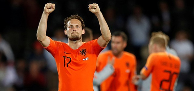 Foto: Manchester United-fans tweeten massaal over Daley Blind