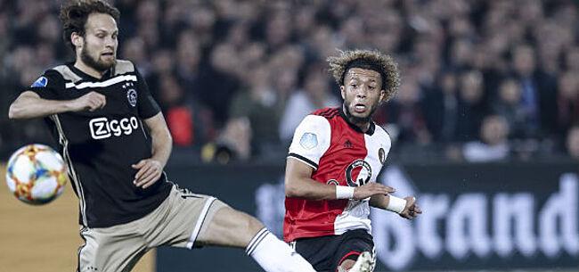 Foto: Ajax-fans gieren om 'treurig en sneu' evenement op open dag Feyenoord