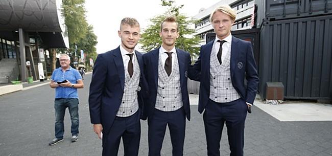 Foto: 'Ajax neemt duidelijk standpunt in over uitgaande transfer'