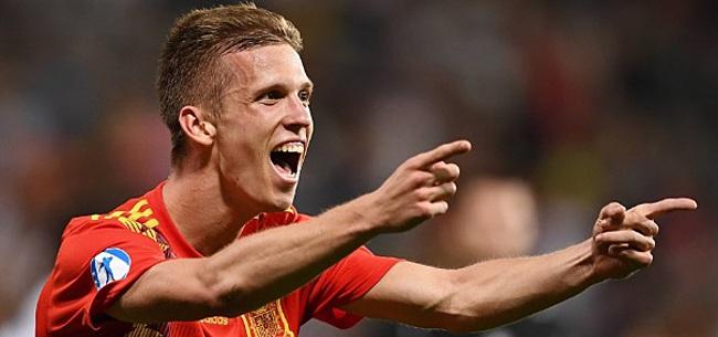 Foto: 'Sensationele Spanjaard Dani Olmo op weg naar Eredivisie'