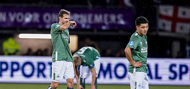 Foto: PSV-fans eisen opvallend slachtoffer: 'Opkrassen!'