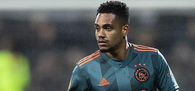 Foto: Debutant stellig: 'Kampioen worden met Ajax 1 en Jong Ajax'