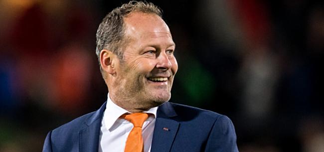 Foto: Blind rekent op Robben en doet Oranje-verdediger belofte