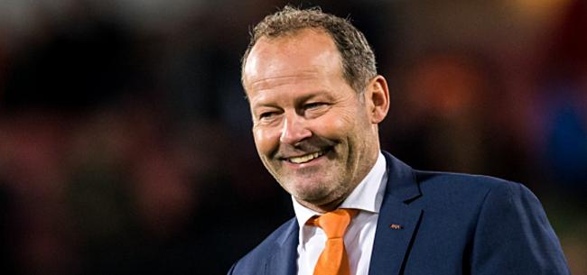 Foto: KNVB reageert op situatie bondscoach Blind