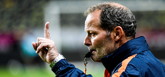 Foto: Blind laat zich uit over contractverlenging bij Oranje