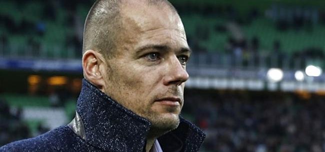 Foto: FC Groningen en Buijs met elkaar om de tafel: 'Binnenkort een vervolg'