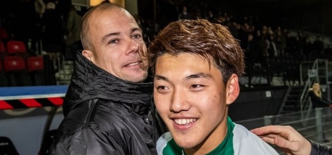 Foto: FC Groningen optimistisch: 'Dan is Feyenoord kwetsbaar'