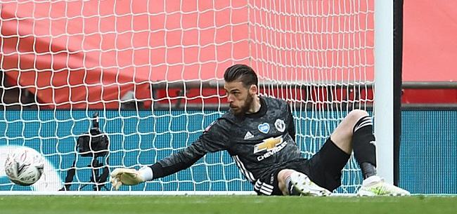 Foto: 'Wie volgt de Gea op? Man United heeft 4 toppers op het lijstje'