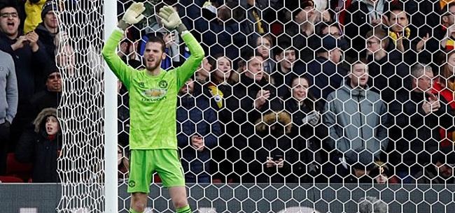 Foto: 'United brengt De Gea en competitiegenoot in moeilijkheden'