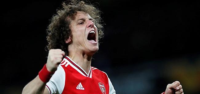 Foto: David Luiz stuurt aan op allerlaatste transfer: 'Altijd gezegd'