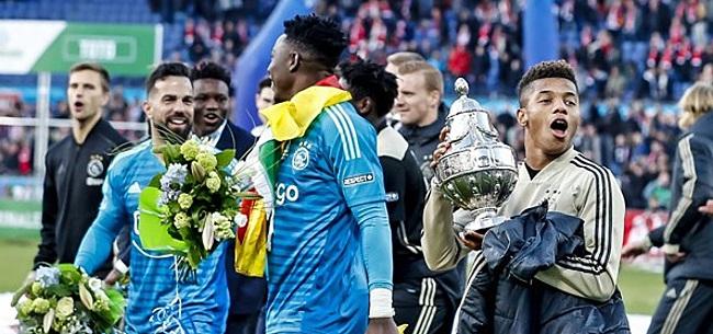 Foto: 'Atlético Madrid compleet verrast door nieuws over Ajacied'