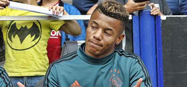 Foto: 'Ajax moet deze week opnieuw betalen voor David Neres'