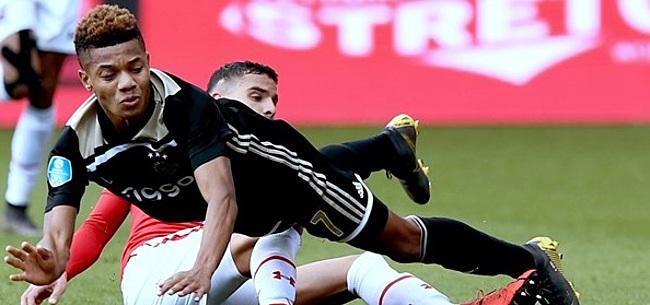 Foto: Neres waarschuwt Juventus: