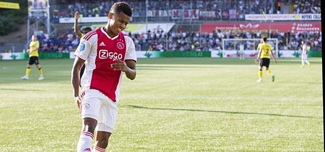 Foto: 'Bedrag dat AC Milan voor David Neres wil betalen bekend'
