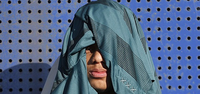 Foto: 'Opvallende zet David Neres tijdens coronacrisis'