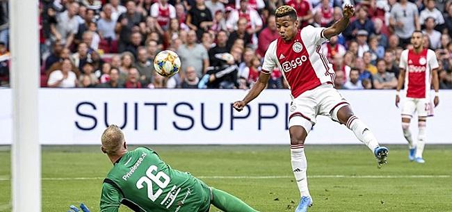 Foto: Neres verlengt officieel bij Ajax: