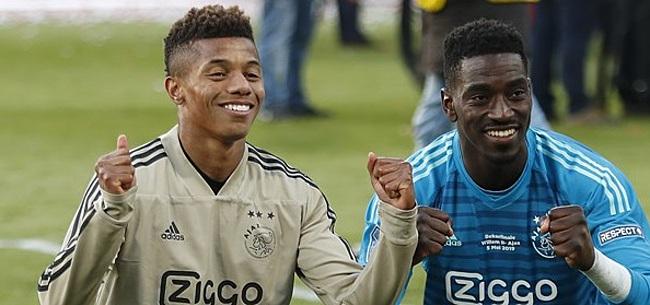 Foto: Ajax maakt einde aan onzekerheid en kondigt huurtransfer aan