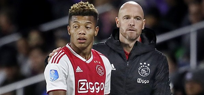 Foto: BREAKING: Ajax breekt contract Neres open en verlengt tot 2023