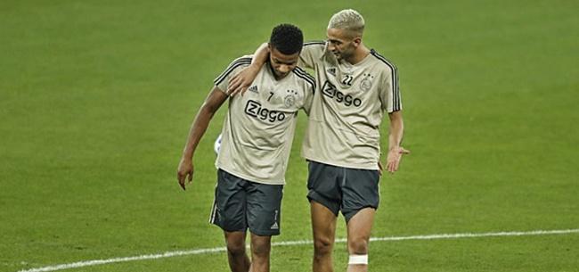 Foto: 'Ajax-selectie verbaast grootmachten met transferboodschap'