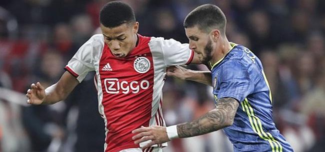 Foto: 'KNVB, Ajax, Feyenoord en PSV spelen onder één hoedje'