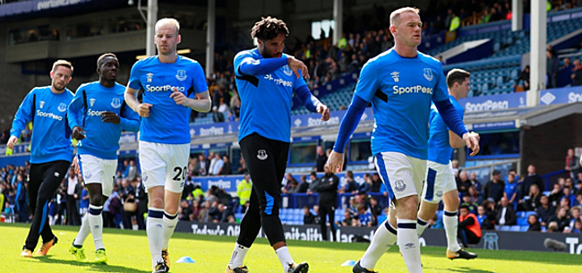 Foto: Everton-spelers verrasten Koeman na ontslag