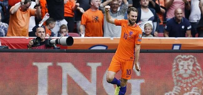 Foto: Pröpper onthult: 'Toen begon ik na te denken over een transfer'