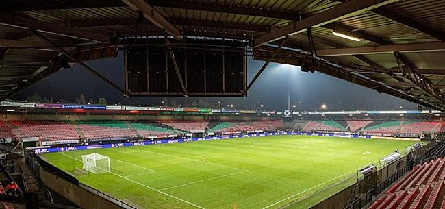 Foto: 'Reële kans op profvoetbal mét publiek in september'