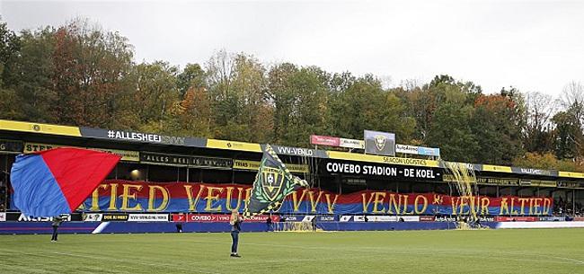 Foto: VVV krijgt groen licht van KNVB voor voorlopige hoofdtrainer
