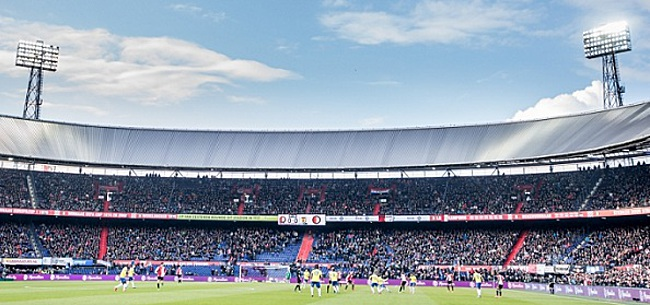 Foto: Feyenoord waagt tweede poging voor kaartverkoop Europa League