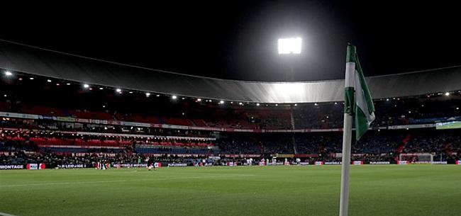 Foto: KNVB blij met beslissing Feyenoord: