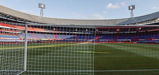 Foto: Feyenoord neemt maatregelen: 'Net als in  2016, 2017 en 2018'