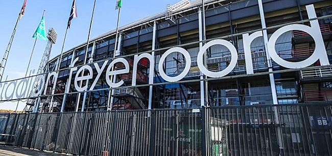 Foto: Feyenoord krijgt zeer duidelijk nieuws van politiek: '40 miljoen, niet meer'
