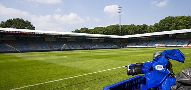 Foto: De Graafschap neemt strenge maatregelen vanwege Feyenoord