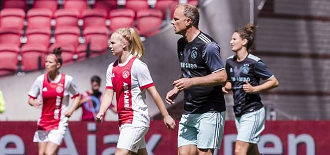 Foto: Bergkamp verkiest goal tegen Argentinië boven wonderdoelpunt