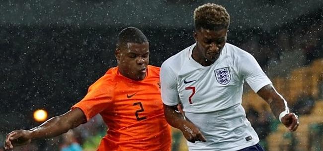 Foto: Opstelling Jong Oranje: laatste kans richting EK-kwalificatie