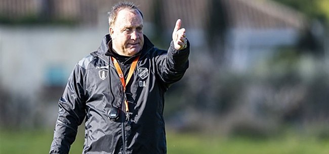 Foto: VIDEO: Advocaat is woedend: