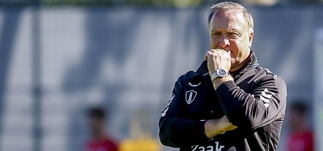 Foto: Dick Advocaat woedend: 'KNVB trekt Ajax voor'