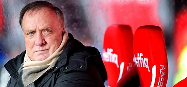 Foto: Advocaat: 'Dat zegt veel over de spelersgroep van Oranje'