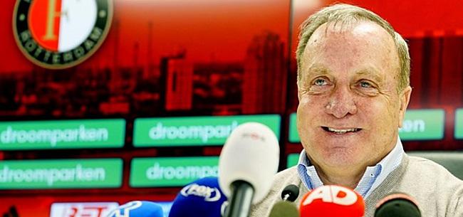 Foto: 'Opnieuw bittere pil voor Feyenoord en Advocaat'